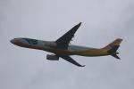 みるぽんたさんが、香港国際空港で撮影したセブパシフィック航空 A330-343Eの航空フォト(写真)