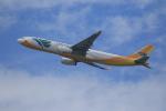 みるぽんたさんが、香港国際空港で撮影したセブパシフィック航空 A330-343Xの航空フォト(写真)
