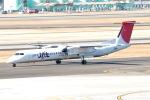 Jyunpei Ohyamaさんが、伊丹空港で撮影した日本エアコミューター DHC-8-402Q Dash 8の航空フォト(写真)