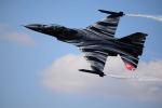 brasovさんが、フェアフォード空軍基地で撮影したベルギー空軍 F-16AM Fighting Falconの航空フォト(写真)