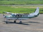 sp3混成軌道さんが、岡南飛行場で撮影した共立航空撮影 208 Caravan Iの航空フォト(写真)
