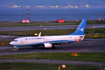 we love kixさんが、関西国際空港で撮影した厦門航空 737-85Cの航空フォト(写真)
