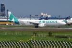 Timothyさんが、成田国際空港で撮影したエアソウル A321-231の航空フォト(写真)