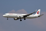 MOHICANさんが、福岡空港で撮影した中国東方航空 A321-211の航空フォト(写真)
