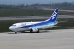 もぐ3さんが、新潟空港で撮影したANAウイングス 737-54Kの航空フォト(写真)