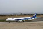ごうきゅうさんが、米子空港で撮影した全日空 A321-211の航空フォト(写真)