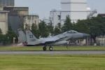 Mochi7D2さんが、横田基地で撮影したアメリカ空軍 F-15C-27-MC Eagleの航空フォト(写真)