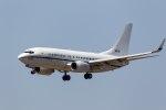 ファントム無礼さんが、横田基地で撮影したアメリカ海軍 C-40A Clipper (737-7AFC)の航空フォト(写真)