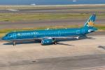 Ariesさんが、中部国際空港で撮影したベトナム航空 A321-231の航空フォト(写真)
