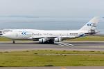 Ariesさんが、中部国際空港で撮影したパシフィック・エア・カーゴ 747-4B5(BCF)の航空フォト(写真)