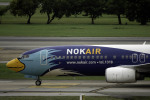 planetさんが、ドンムアン空港で撮影したノックエア 737-8FZの航空フォト(写真)