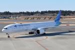 panchiさんが、成田国際空港で撮影したガルーダ・インドネシア航空 777-3U3/ERの航空フォト(写真)