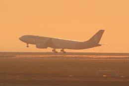 キイロイトリさんが、関西国際空港で撮影したハワイアン航空 A330-243の航空フォト(写真)
