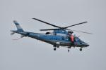 ワイエスさんが、山形空港で撮影した山形県警察 A109E Powerの航空フォト(写真)