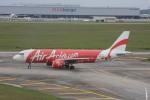 wunalaさんが、クアラルンプール国際空港で撮影したエアアジア A320-216の航空フォト(写真)