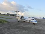 おっつんさんが、新石垣空港で撮影した海上保安庁 DHC-8-315 Dash 8の航空フォト(写真)