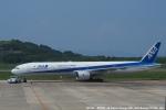 tabi0329さんが、長崎空港で撮影した全日空 777-381の航空フォト(写真)