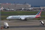 767さんが、羽田空港で撮影したアメリカン航空 787-9の航空フォト(写真)