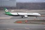 kumagorouさんが、新千歳空港で撮影したエバー航空 A321-211の航空フォト(写真)