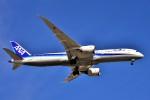 Hiro Satoさんが、スワンナプーム国際空港で撮影した全日空 787-9の航空フォト(写真)