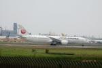 レドームさんが、成田国際空港で撮影した日本航空 787-9の航空フォト(写真)