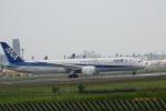 レドームさんが、成田国際空港で撮影した全日空 787-9の航空フォト(写真)