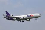 meron panさんが、成田国際空港で撮影したフェデックス・エクスプレス MD-11Fの航空フォト(写真)