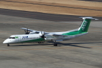 kunimi5007さんが、仙台空港で撮影したANAウイングス DHC-8-402Q Dash 8の航空フォト(写真)
