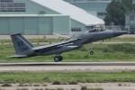 コギモニさんが、小松空港で撮影したアメリカ空軍 F-15C-33-MC Eagleの航空フォト(写真)