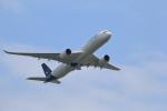 VFRさんが、羽田空港で撮影したルフトハンザドイツ航空 A350-941XWBの航空フォト(写真)