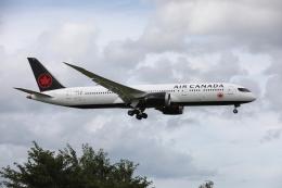 VEZEL 1500Xさんが、成田国際空港で撮影したエア・カナダ 787-9の航空フォト(写真)