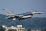 デルタおA330さんが、横田基地で撮影したアメリカ空軍 F-16C Fighting Falconの航空フォト(写真)