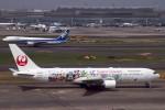 AXT747HNDさんが、羽田空港で撮影した日本航空 767-346/ERの航空フォト(写真)