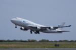 かずまっくすさんが、ダニエル・K・イノウエ国際空港で撮影したカリッタ エア 747-412(BCF)の航空フォト(写真)