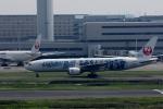 ぷぅぷぅまるさんが、羽田空港で撮影した日本航空 777-289の航空フォト(写真)