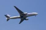 akinarin1989さんが、福岡空港で撮影した全日空 777-281の航空フォト(写真)