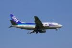 akinarin1989さんが、福岡空港で撮影したANAウイングス 737-5L9の航空フォト(写真)
