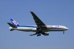 akinarin1989さんが、福岡空港で撮影した全日空 777-281/ERの航空フォト(写真)