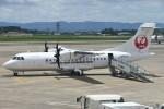 masa707さんが、鹿児島空港で撮影した日本エアコミューター ATR-42-600の航空フォト(写真)