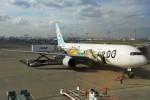 masa707さんが、羽田空港で撮影したAIR DO 767-381の航空フォト(写真)
