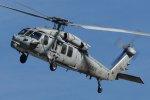 isiさんが、厚木飛行場で撮影したアメリカ海軍 MH-60S Knighthawk (S-70A)の航空フォト(写真)