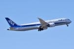 panchiさんが、成田国際空港で撮影した全日空 787-9の航空フォト(写真)