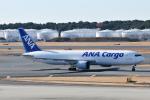 panchiさんが、成田国際空港で撮影した全日空 767-381/ER(BCF)の航空フォト(写真)