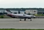 バーダーさんが、新千歳空港で撮影した47  ALPHA LLC TBM-700の航空フォト(写真)