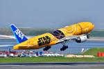 トロピカルさんが、羽田空港で撮影した全日空 777-281/ERの航空フォト(写真)