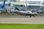 バーダーさんが、新千歳空港で撮影したBuzzi paolo Daniele TBM-700の航空フォト(写真)