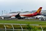 バーダーさんが、新千歳空港で撮影した香港航空 A330-343Xの航空フォト(写真)