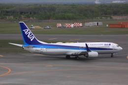 けいとパパさんが、新千歳空港で撮影した全日空 737-881の航空フォト(飛行機 写真・画像)