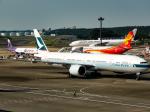 万華鏡AIRLINESさんが、成田国際空港で撮影したキャセイパシフィック航空 777-367/ERの航空フォト(写真)