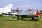 ちゃぽんさんが、モニノ空軍博物館で撮影したソビエト空軍 MiG-15UTIの航空フォト(飛行機 写真・画像)